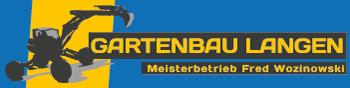 Gartenbau Langen Logo